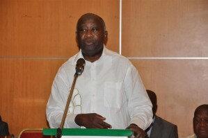 """Laurent Gbagbo : """"On peut partir de zéro et arriver au sommet"""""""