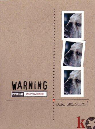 warningK