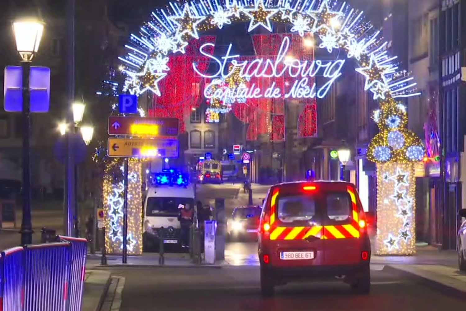 Strasbourg Terrorist attack: an illuminati False Flag for World Chaos and WW3