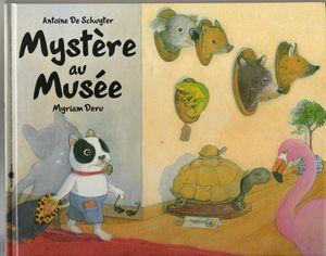 Mystère au musée 002