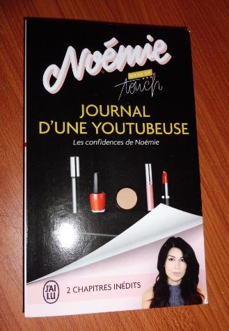 Journal D Une Youtubeuse Amaya Et Les Livres