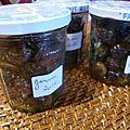 Faire ses olives maison