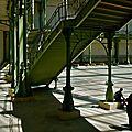 Instantané au Grand Palais.