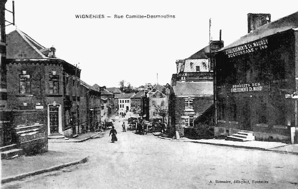 WIGNEHIES-Rue Camille Desmoulins (2)