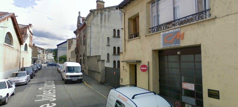 rue Jules Duclos, n° 32, Google map, 2008 (1)