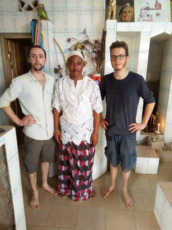 Maitre Marabout Gouda Pierre voyant médium africain