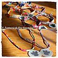 Bracelets et Colliers Angel dispo