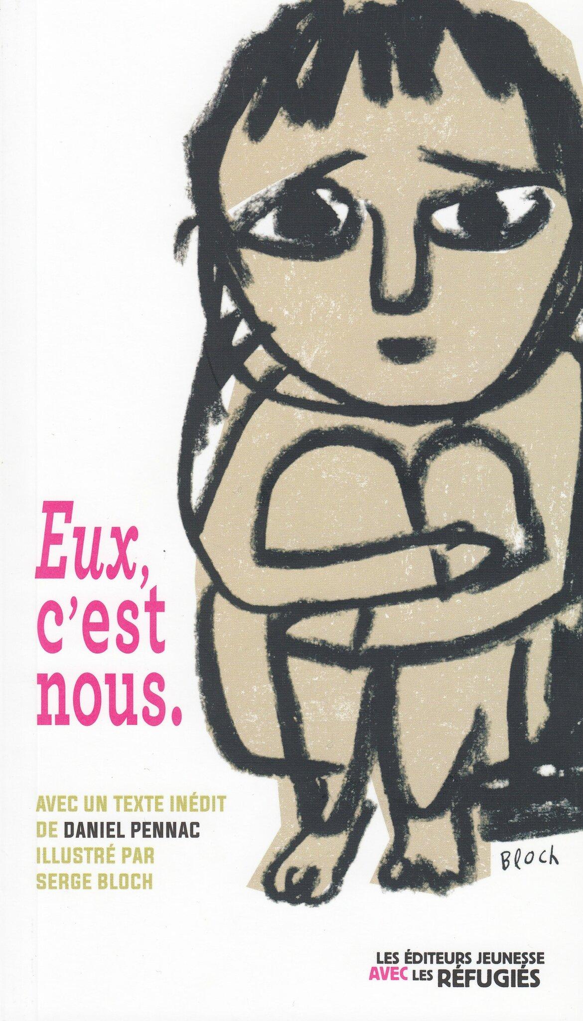 # 154 Eux c'est Nous, Collection Cimade, Daniel Pennac, Jessie Magana, Carole Saturno, Serge Bloch