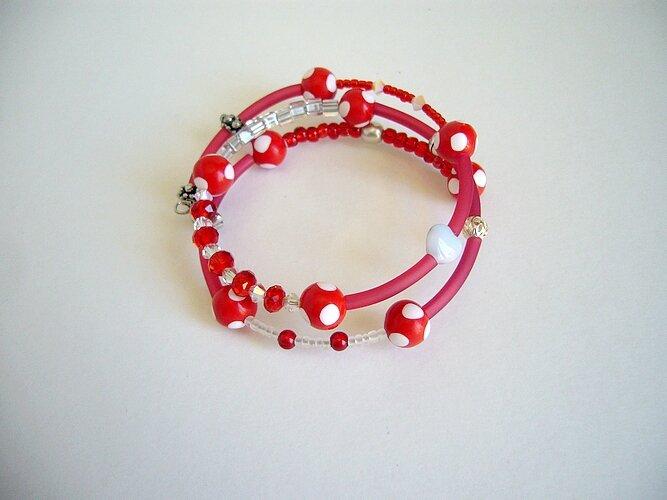 champi bracelet mémoire