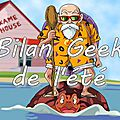 Bilan d'un été geek 2 ... les séries ! - challenge geek
