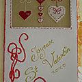 carte st Valentin 2008