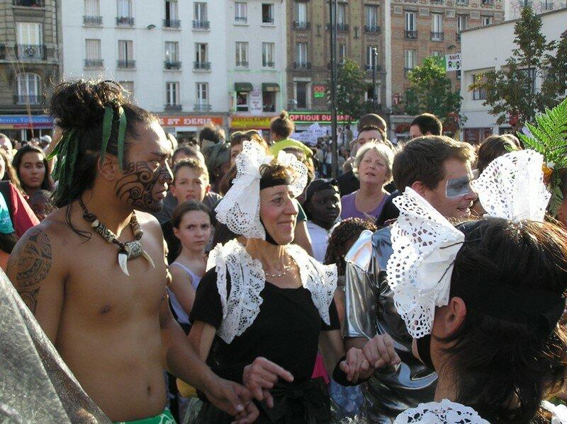 Thaiti et Bretagne dans la même danse