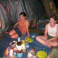 Anne C et low diner camping