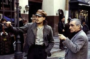 DiCaprio et Scorsese Gangs of New York