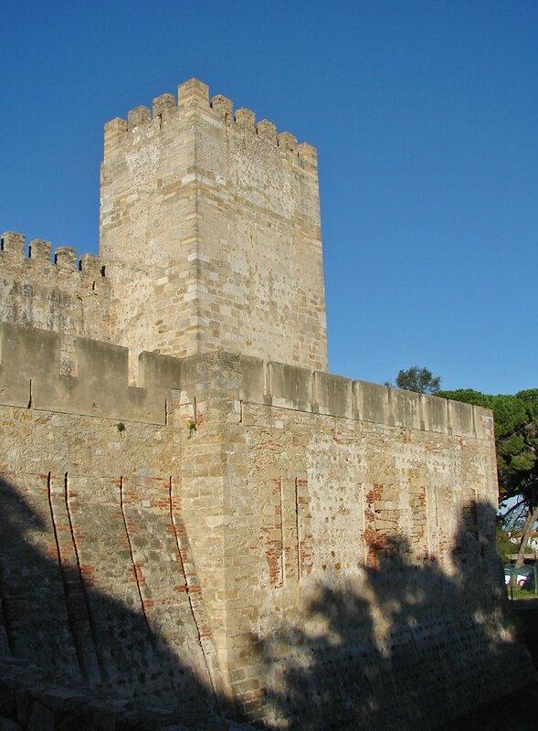 Lisbonne château Saint-Georges 11
