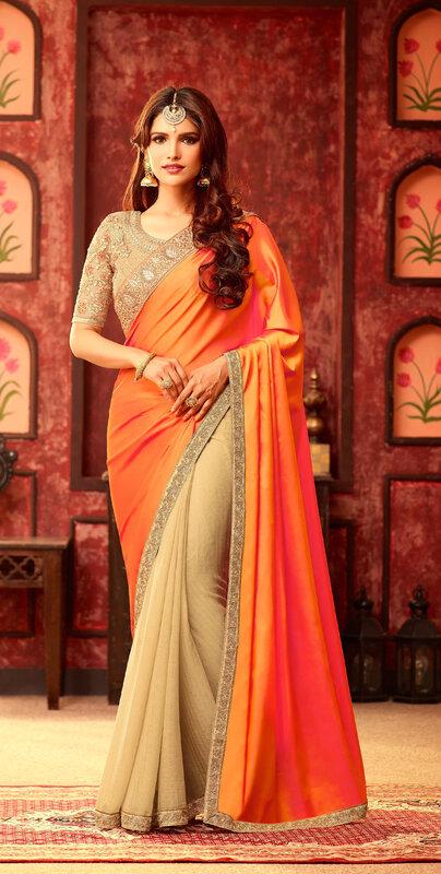 sari-creme-orange