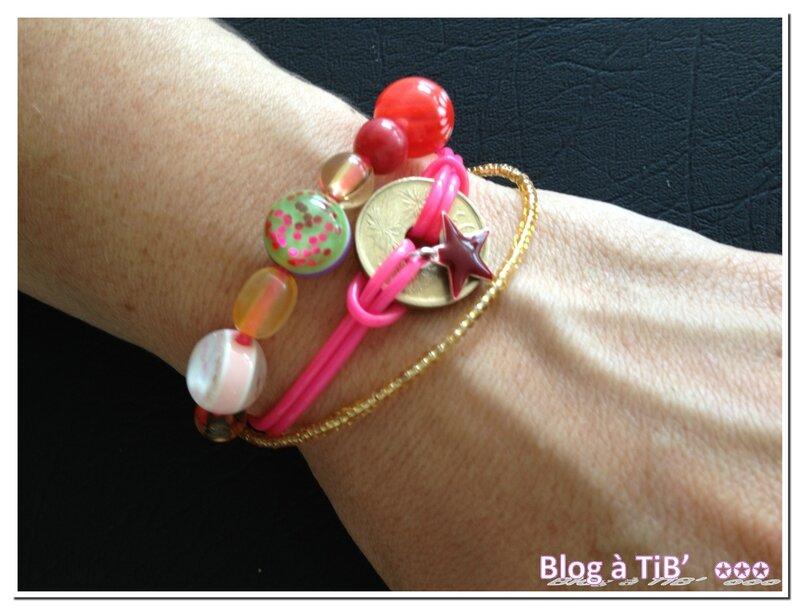 bracelet de l'été