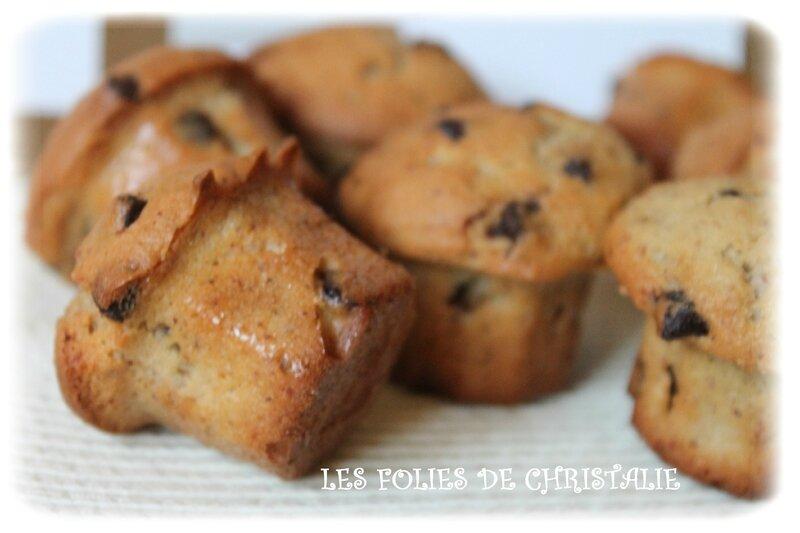 Muffins okara pepites 2