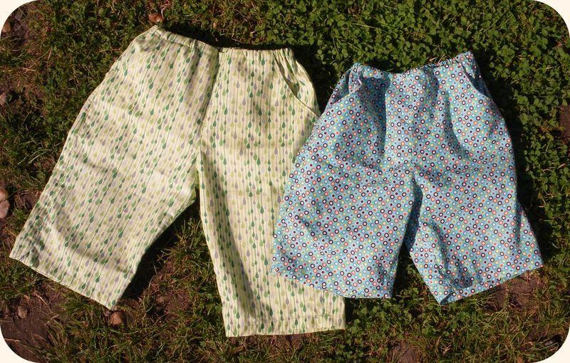 Shorts 6ans - 3ans