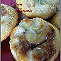 Muffin's citron banane