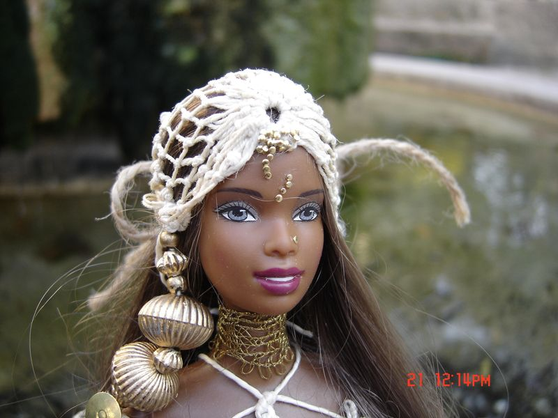 LES BARBIE : JOHANNA 1