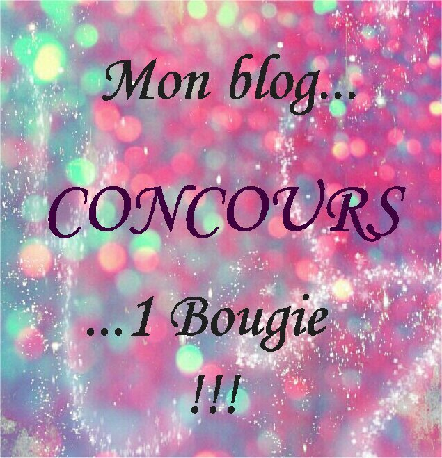 Concours 1an