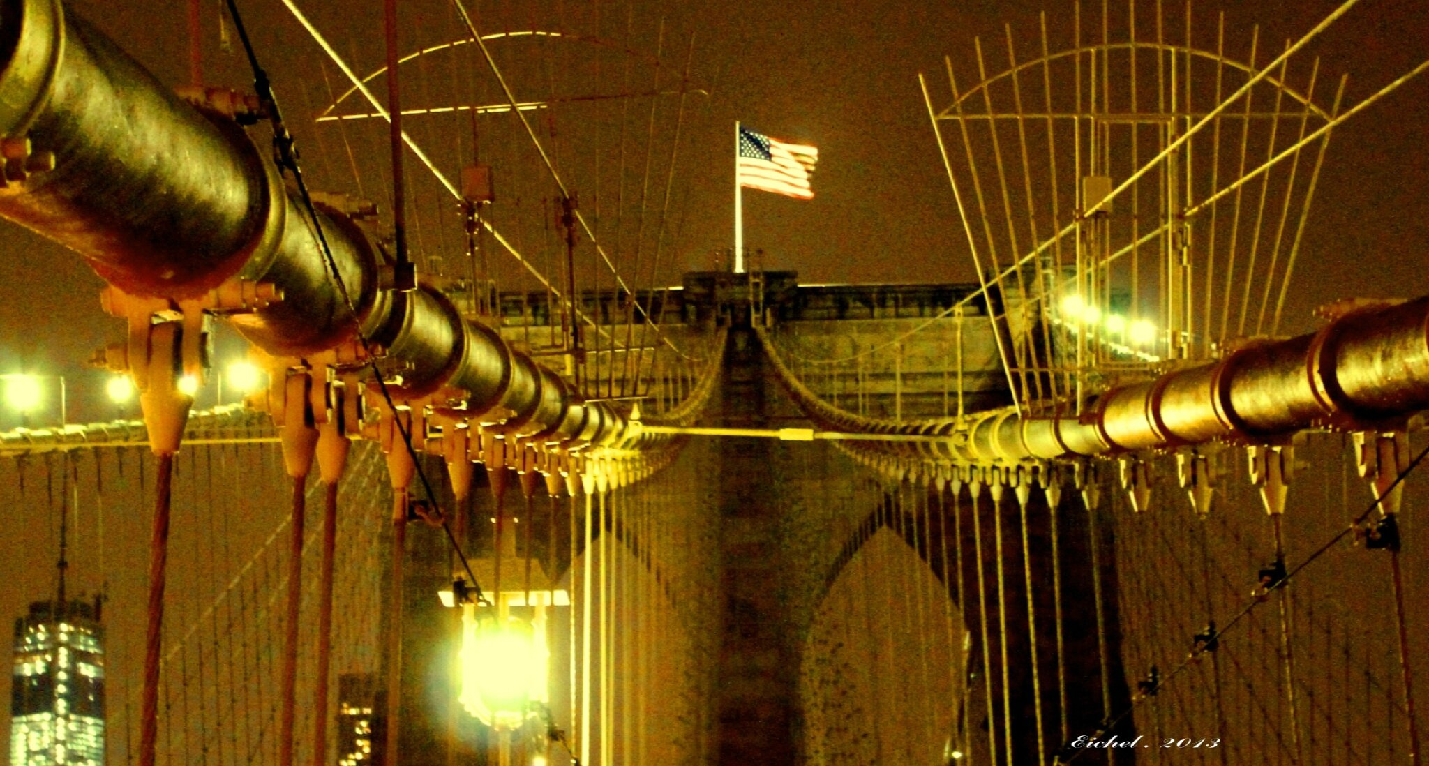 New-York (Brooklyn- Bridge)