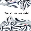 Throwback thursday #40: roman contemporain