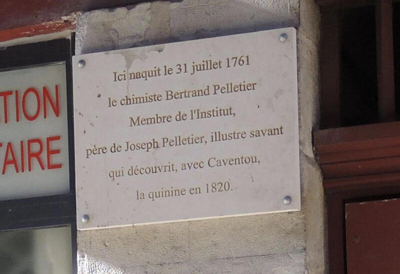 Bayonne, rue Bourgneuf plaque (64) 1