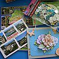 echange carte postale été 2014
