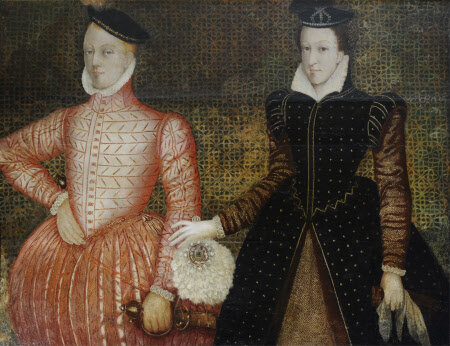 Lord Darnley et Marie, National Trust Collections
