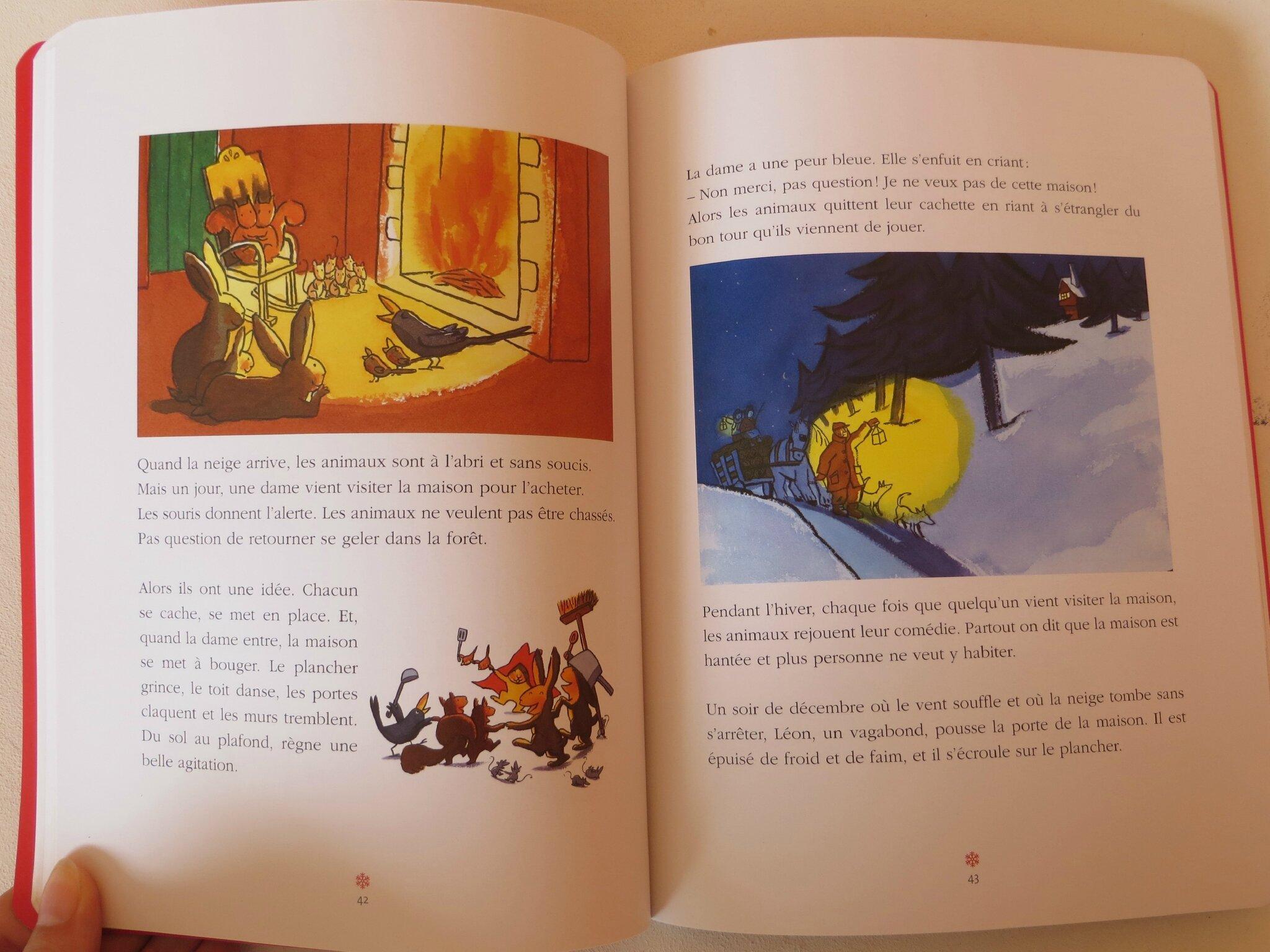 Les Histoires De Noël Du Père Castor Ressources Pour Samuser Ensemble