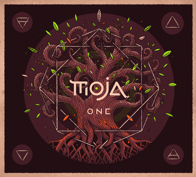 MOJA - ONE- Cover CD