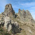Punta di u fornellu, variante alpine de bavella