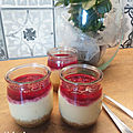 Cheesecake en verrine