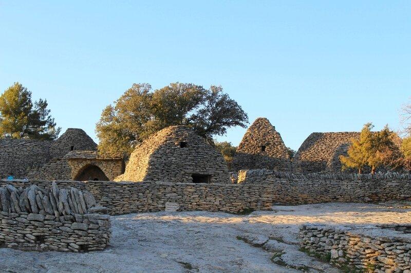 village bories