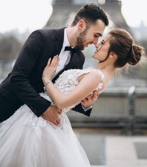 Pour vite se marier avec celle ou celui qu'on aime.
