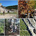 Trois jours en itinérance: 2ème jour,castellane-blieux