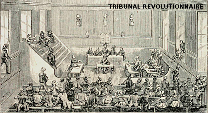 TRIBUNAL REVOLUTIONNAIRE