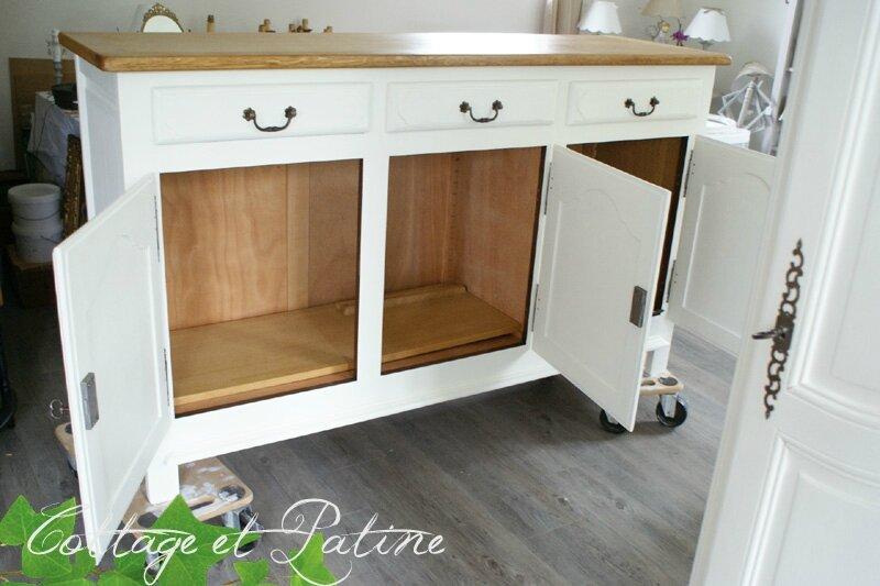 Cottage et Patine relooking meubles REGE003