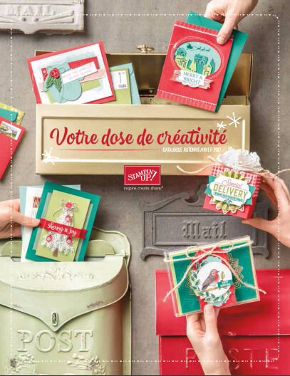 couv stampin up