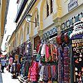 Grenade (6) - Ruelle du centre historique