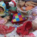 Atelier poupées....