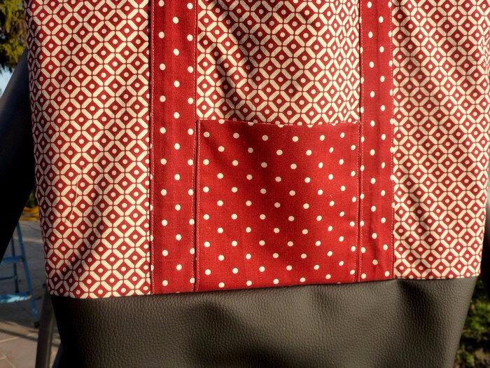 sac caabas rouge1