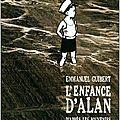 L'enfance d'alan - emmanuel guibert