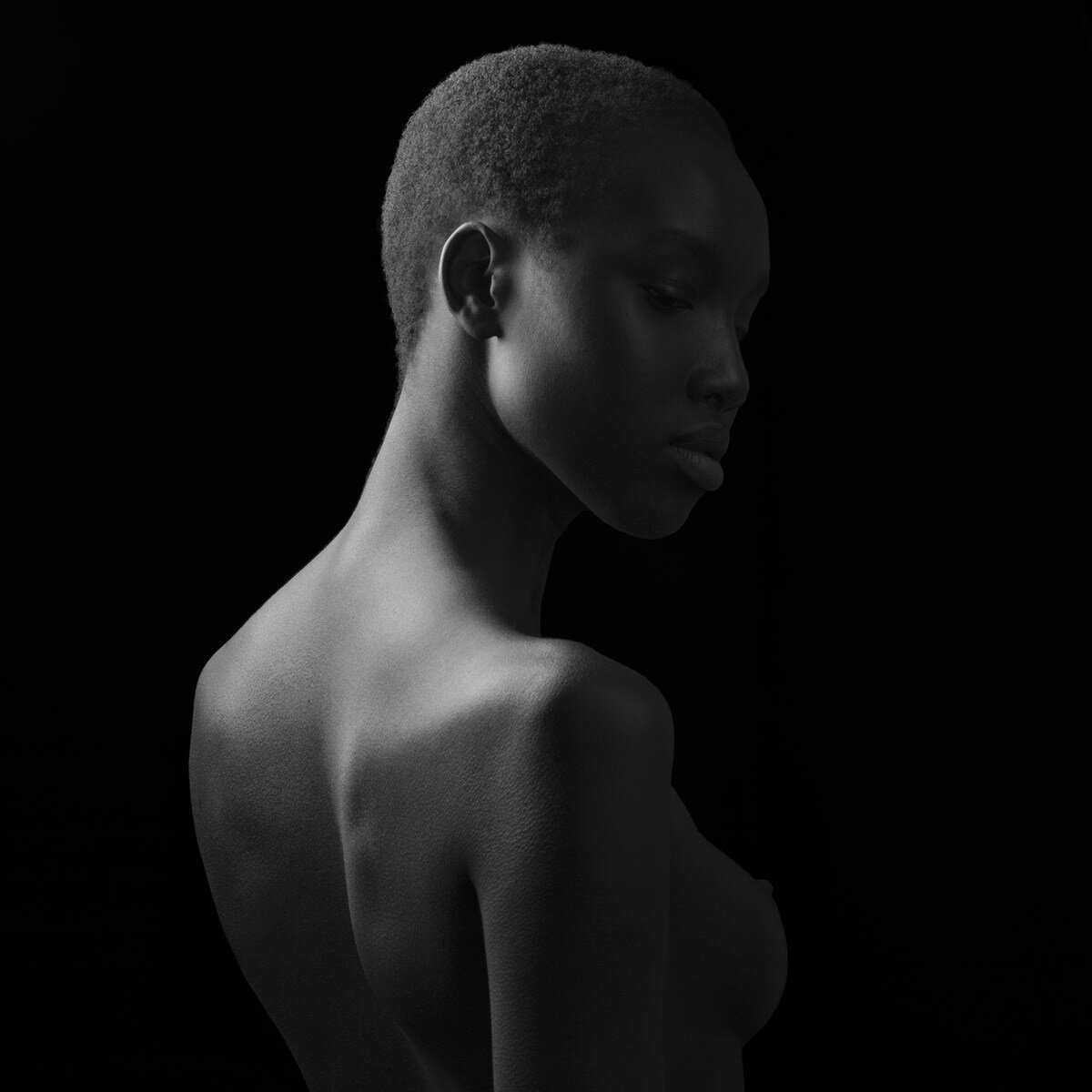 Jean-Baptiste Huynh, WOMAN, Portrait de la beauté à la Galerie Lelong & Cie