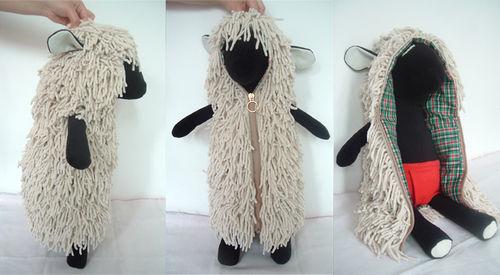 n°113 - Le mouton de LoliClapoti