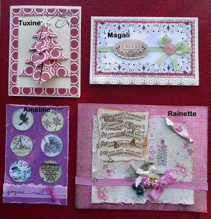 Cartes_Tuxine__Am_lilie__Rainette__Magali