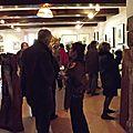 1er mars 2013LAURETTE CRECELLE EXPOSITION A LART CADRE, VINEZAC