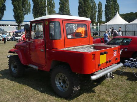 TOYOTA Land Cruiser BJ40 pick -up 1978 Créhange (2)